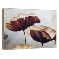 Quadro con cornice Fiore 70x100 cm