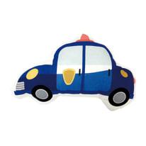 Cuscino INSPIRE Polizia blu 50x63 cm Ø 10 cm