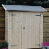 Casetta da giardino in legno Linz 0.93 m² spessore 15 mm