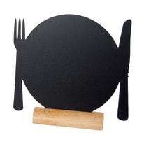 base piatto naturale 25x24 cm