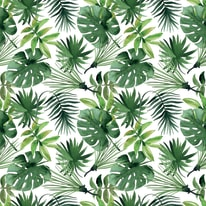 Sticker Tropical 47.5x70 cm