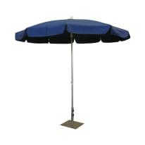 Ombrellone Ita 002 L 2.4 x P 2.4 m blu