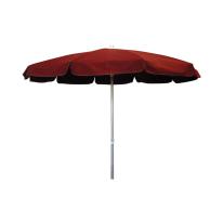 Ombrellone Ita 002 L 2.4 x P 2.4 m rosso