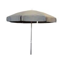 Ombrellone NATERIAL Ita 001 L 2 x P 2 m grigio