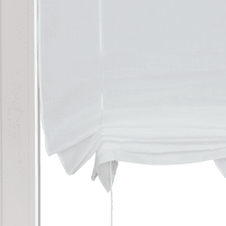 Tendina vetro Aurelia grigio tunnel 58x150 cm