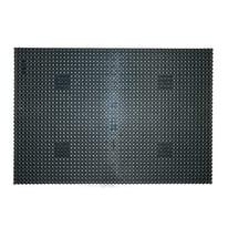 Zerbino in polietilene grigio 40x60 cm
