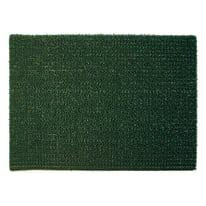 Zerbino in polietilene verde 110x150 cm