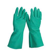 Guanto per protezione chimica in nitrile GEOLIA 9 / L