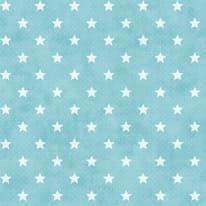 Tovaglia INSPIRE Stelline azzurro 140x220 cm