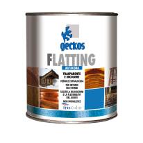 Flatting liquido Finitura per legno all'acqua 2.5 L incolore lucido