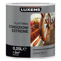 Flatting liquido LUXENS 2.5 L incolore lucido