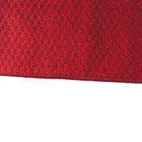Tappeto Cucina antiscivolo Alice rosso 270x57 cm