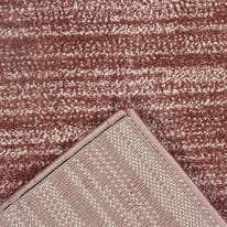 Tappeto Soave Soft rosa 170x120 cm