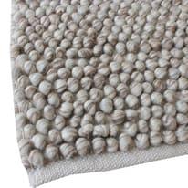 Tappeto Rovaniemi beige 200x140 cm