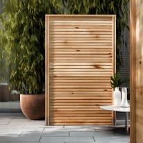 Palo in legno multifunzione Eagle H 210 cm