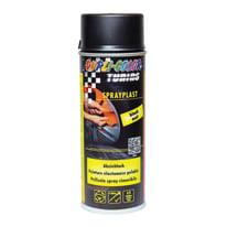 Smalto spray base solvente DUPLI COLOR Sprayplast 0.0075 L nero opaco