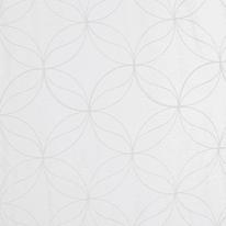 Tenda INSPIRE Abela bianco occhielli 140x280 cm