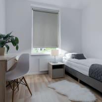 Tenda a rullo Ancona oscurante grigio 150x250 cm
