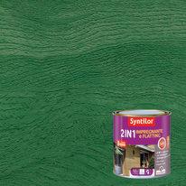 Impregnante a base acqua SYNTILOR verde 0.5 L