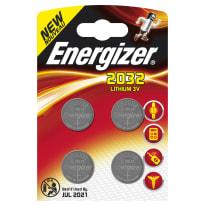 Pila CR2032 ENERGIZER 4 batterie