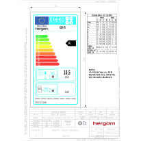 Focolare EQUATION 70 - EQH 70 10.5 Kw