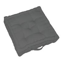 Cuscino da pavimento INSPIRE Elema grigio 40x40 cm