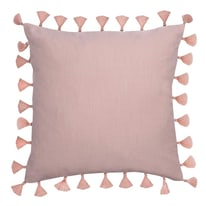 Cuscino Lydie rosa 45x45 cm