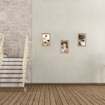 Cornice INSPIRE Claudia oro per foto da 13X18 cm