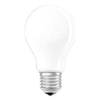 Lampadina LED E27 goccia bianco caldo 8.5W = 1055LM (equiv 75W) 320° OSRAM