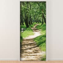 Sticker Trail 9x96 cm