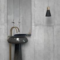 Piastrella Harlem L 30 x H 120 cm grigio