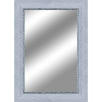 Specchio Medea rettangolare bianco 80x120 cm