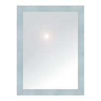 Specchio New York rettangolare argento 50x70 cm