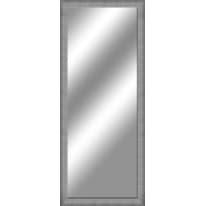 Specchio Sibilla rettangolare argento 50x150 cm