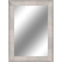Specchio Toora rettangolare bianco 80x120 cm