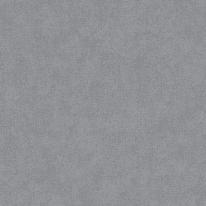 Carta da parati Tela Cotone grigio e argento