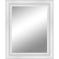 Specchio Venere rettangolare bianco 80x120 cm