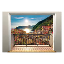 Foto murale KOMAR Vernazza 368.0x254.0 cm