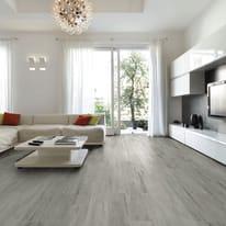 Piastrella Visual H 15 x L 61 cm grigio