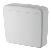 Cassetta wc Super Kariba pulsante meccanico