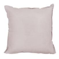 Cuscino INSPIRE Kibel rosa 50x50 cm Ø 10 cm