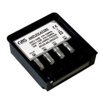 Amplificatore segnale tv AV2/U2 DTT -LTE  uscita