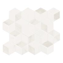 Piastrella Murano L 26 x H 28 cm bianco