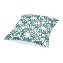 Cuscino INSPIRE Arabesque verde 40x40 cm
