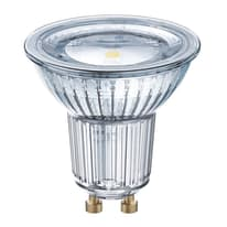 Lampadina LED GU10 riflettore bianco caldo 7.2W = 575LM (equiv 80W) 120° OSRAM