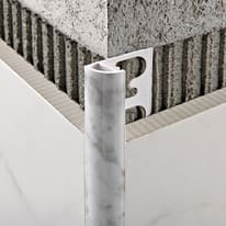 Profilo angolare esterno Projolly pvc 1 x 270 cm