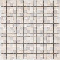 Mosaico Mineral H 30 x L 30 cm beige