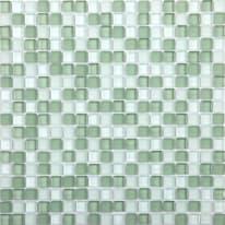 Mosaico Tonic H 30 x L 30 cm verde