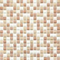 Mosaico Tonic H 30 x L 30 cm bianco