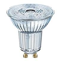 Lampadina LED GU10 riflettore bianco naturale 5W = 350LM (equiv 50W) 36° OSRAM